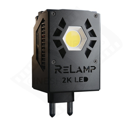 Lâmpada de Led 2K Studio